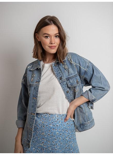 ES Jacket Jeans Embellishment