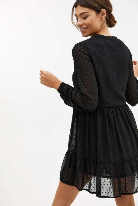 LO For Better Or Worse Black Dress