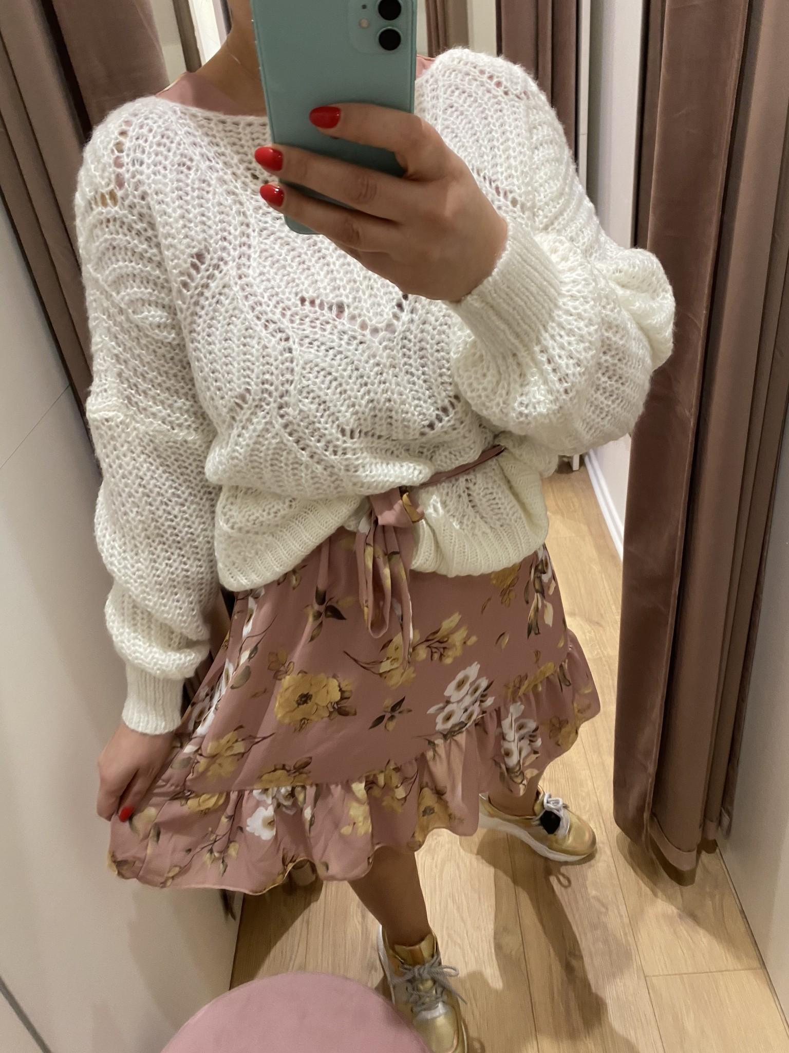 TS Chloé Flower Dress