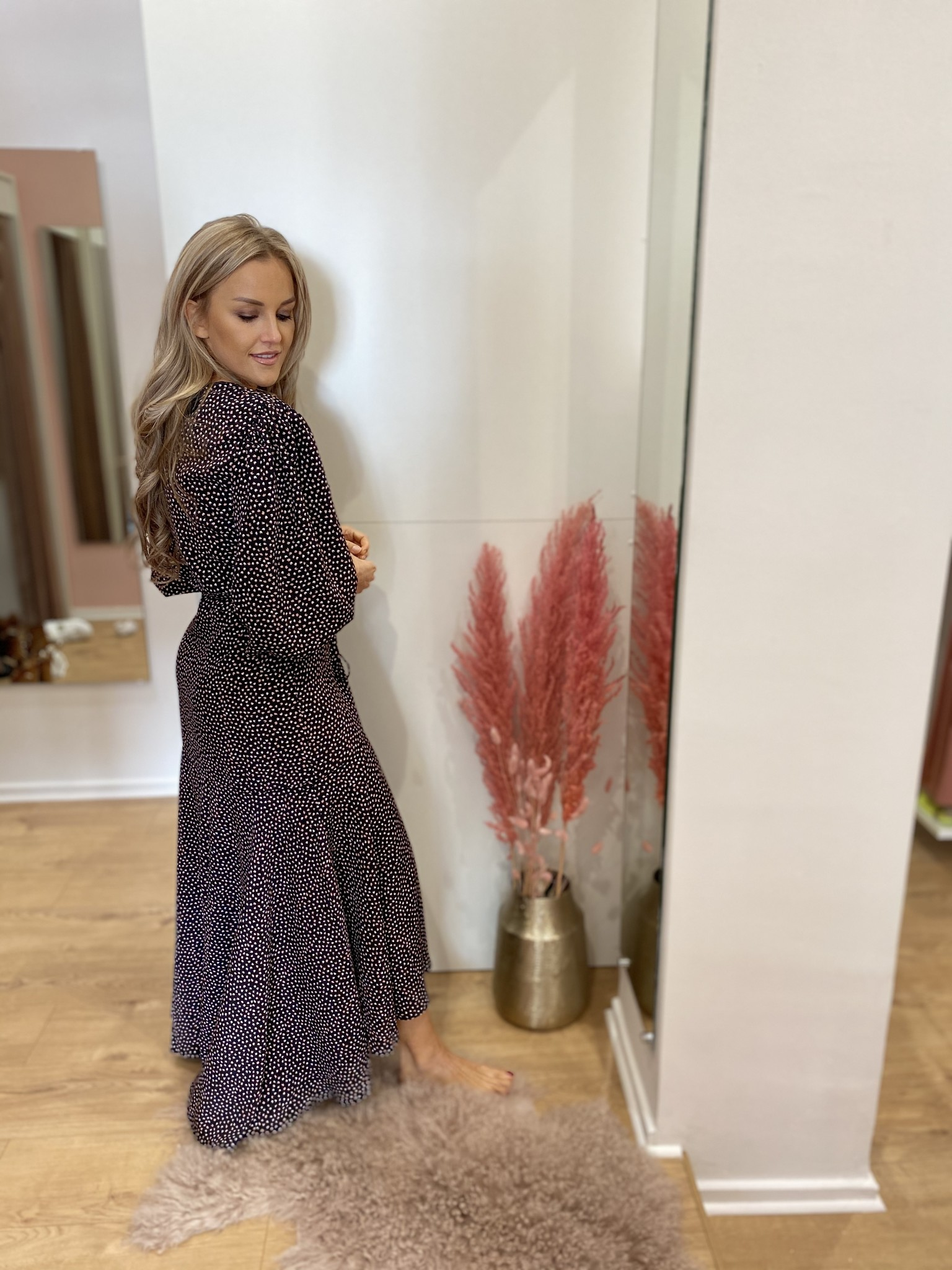 FB Bella Dress Print