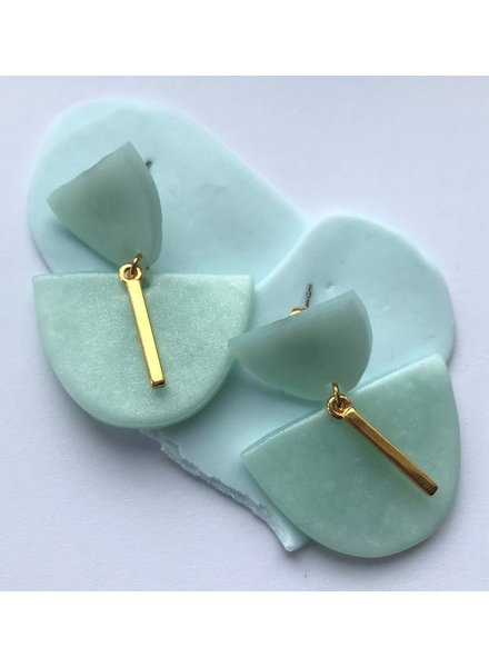 OT Light Blue Earrings