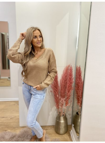 RC Sarah V-Neck Knit