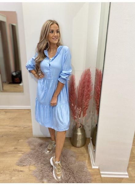 DH Paulien Dress Light Blue