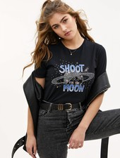 LO Shoot For The Moon Tee