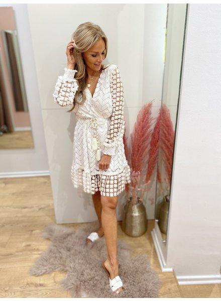 SL Celeste Summer Ibiza Dress White