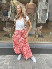ES Lima Skirt Ethnic Print