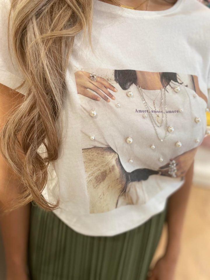 ES T-Shirt Amore