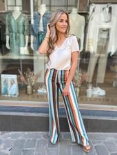 AA Christina Trousers Stripes