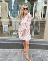TS Sofia Dress Print