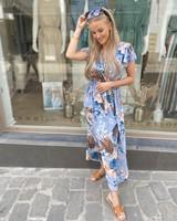 TS All Summer Long Dress Jeans Blue