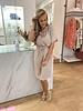 FB Lilly Dress Leopard Short Sleeve