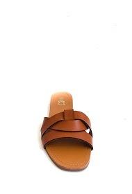 PF Trendy Camel Slippers