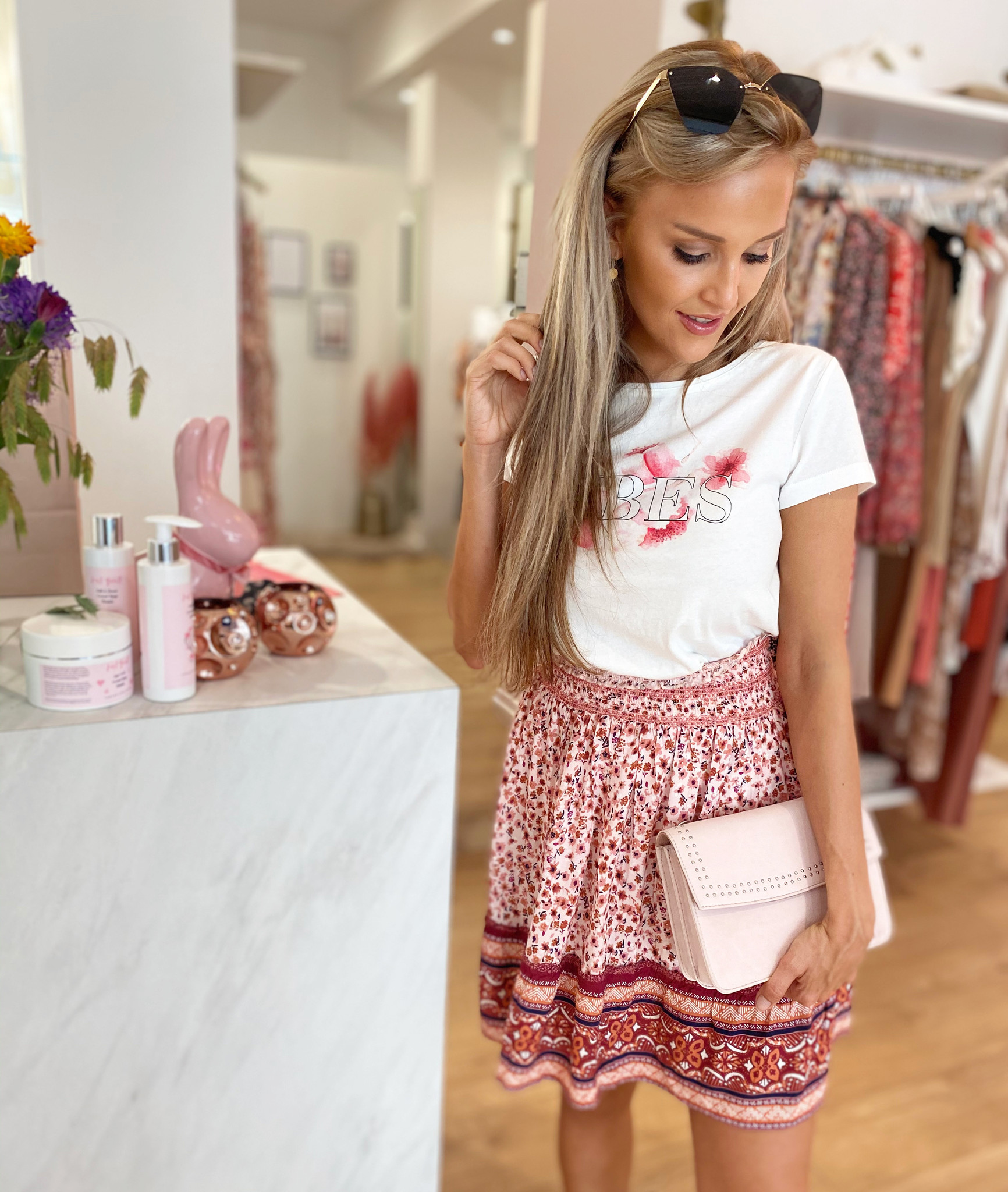 ES Bohemian Skirt