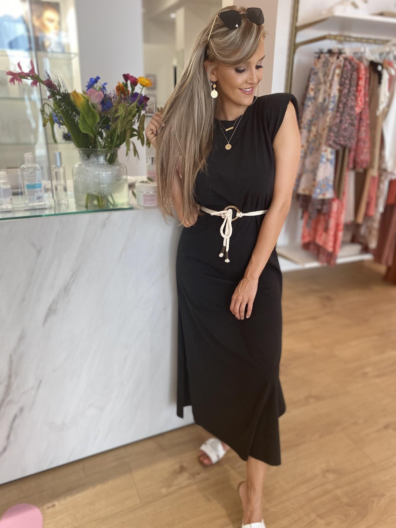 TS Summer Dress Black