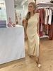 TS Dress Ruches Gold