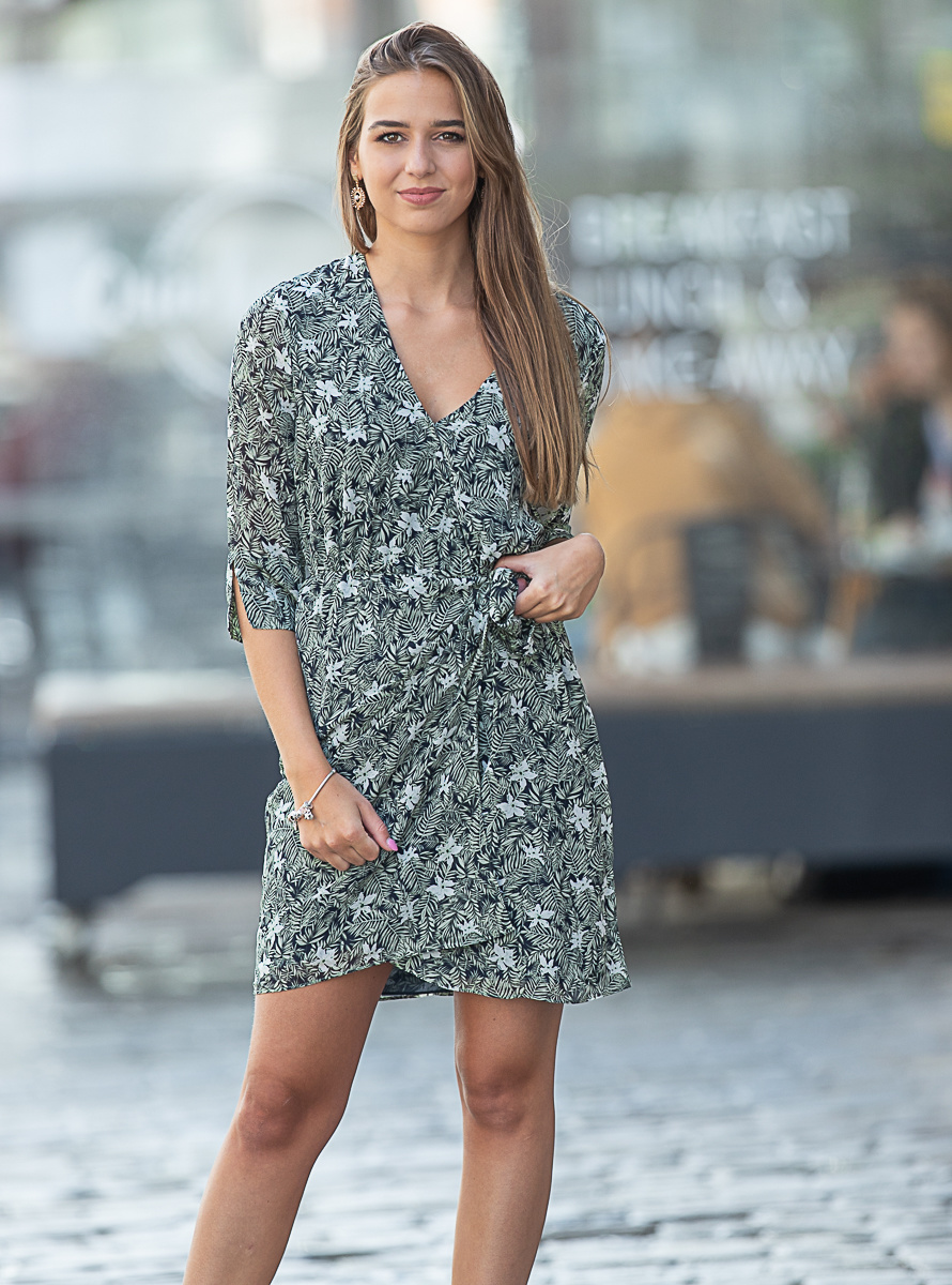 FB Olga Jungle Dress