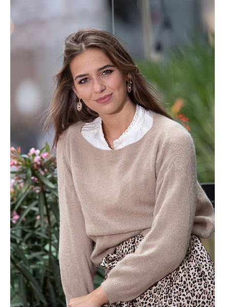 PB Nina Sweater Beige