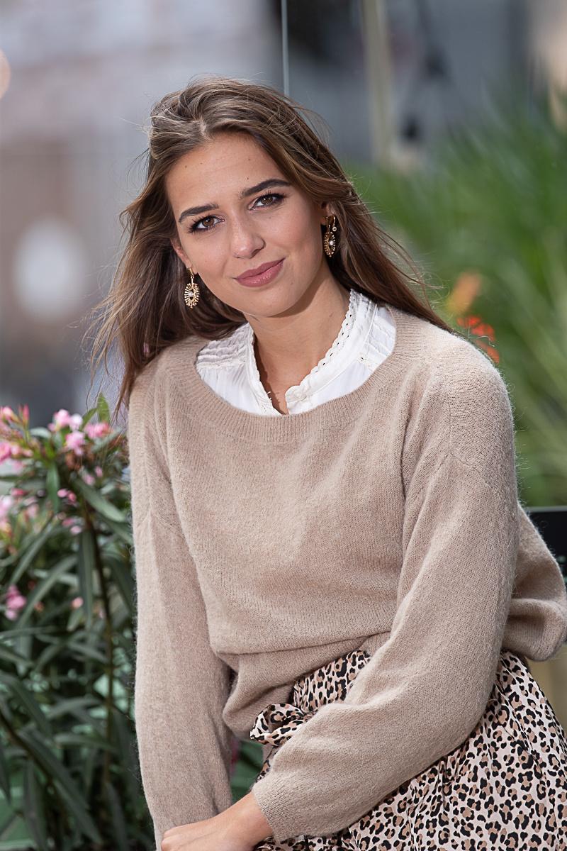 PB Nina Sweater Beige