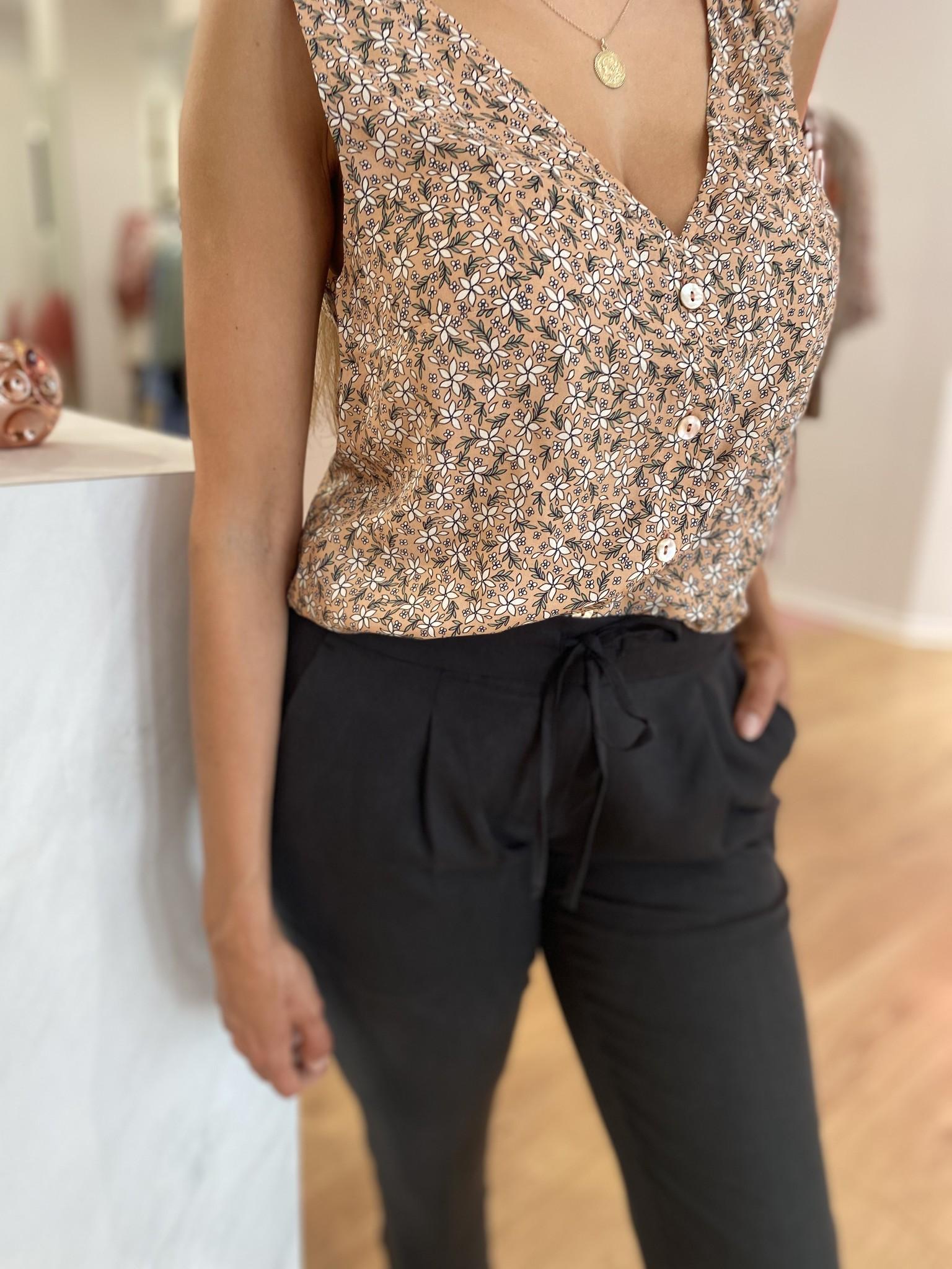 WS Audrey Pants Black
