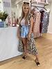 YW Leopard Dress Summer