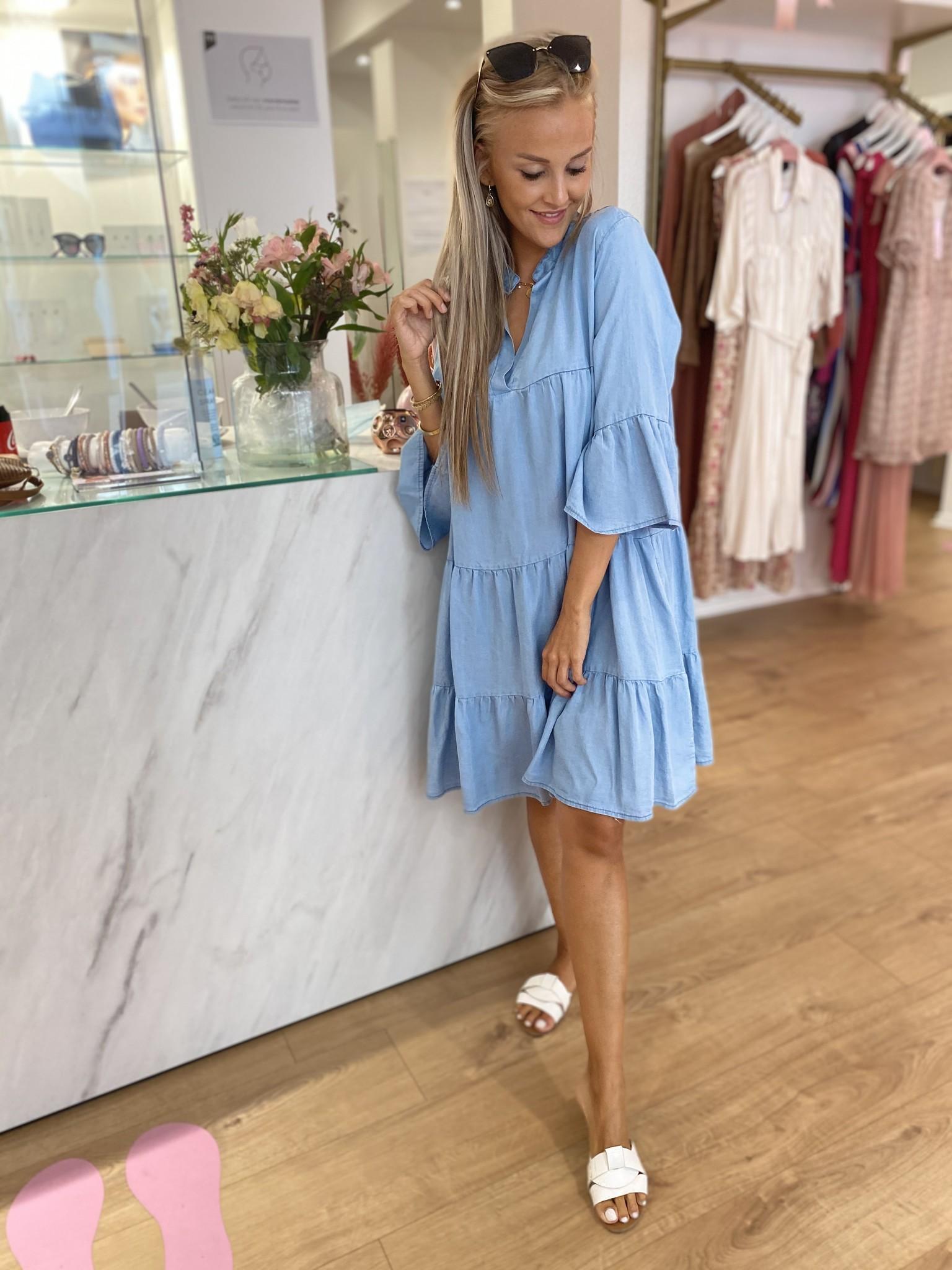 SL Moana Dress Denim