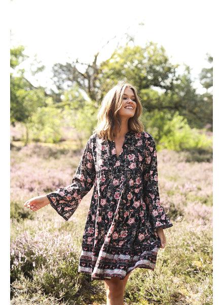 TS Moana Flower Print Dress