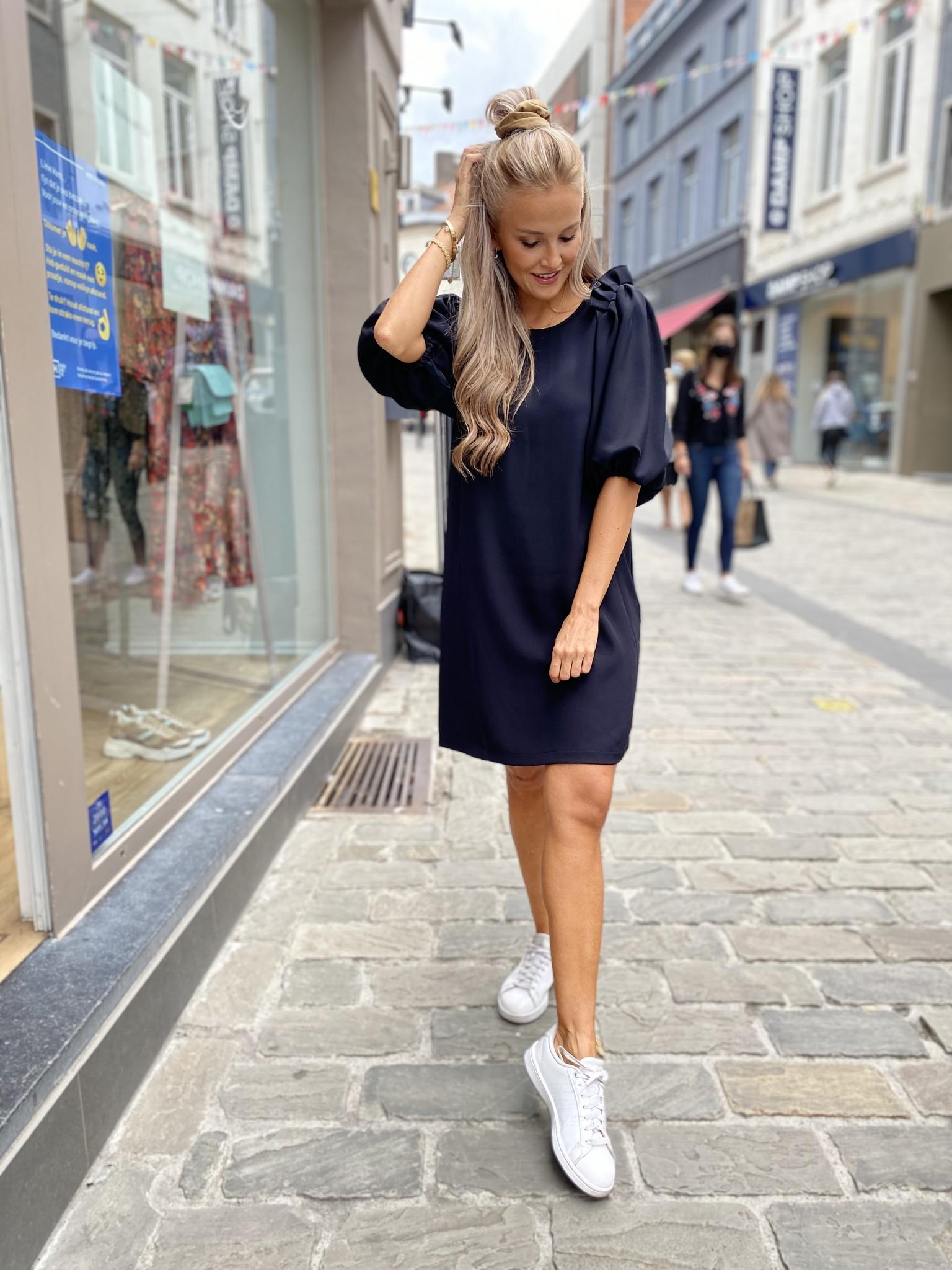 AA Celine Dress Black