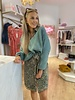 FB Amelie Dress Green