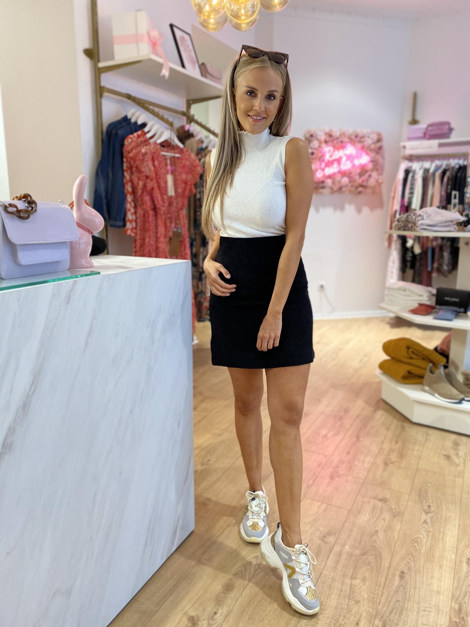 LM Clara Skirt Black