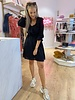 LM Camilla Dress Black