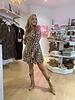 KL Dance With Me Dress Leopard