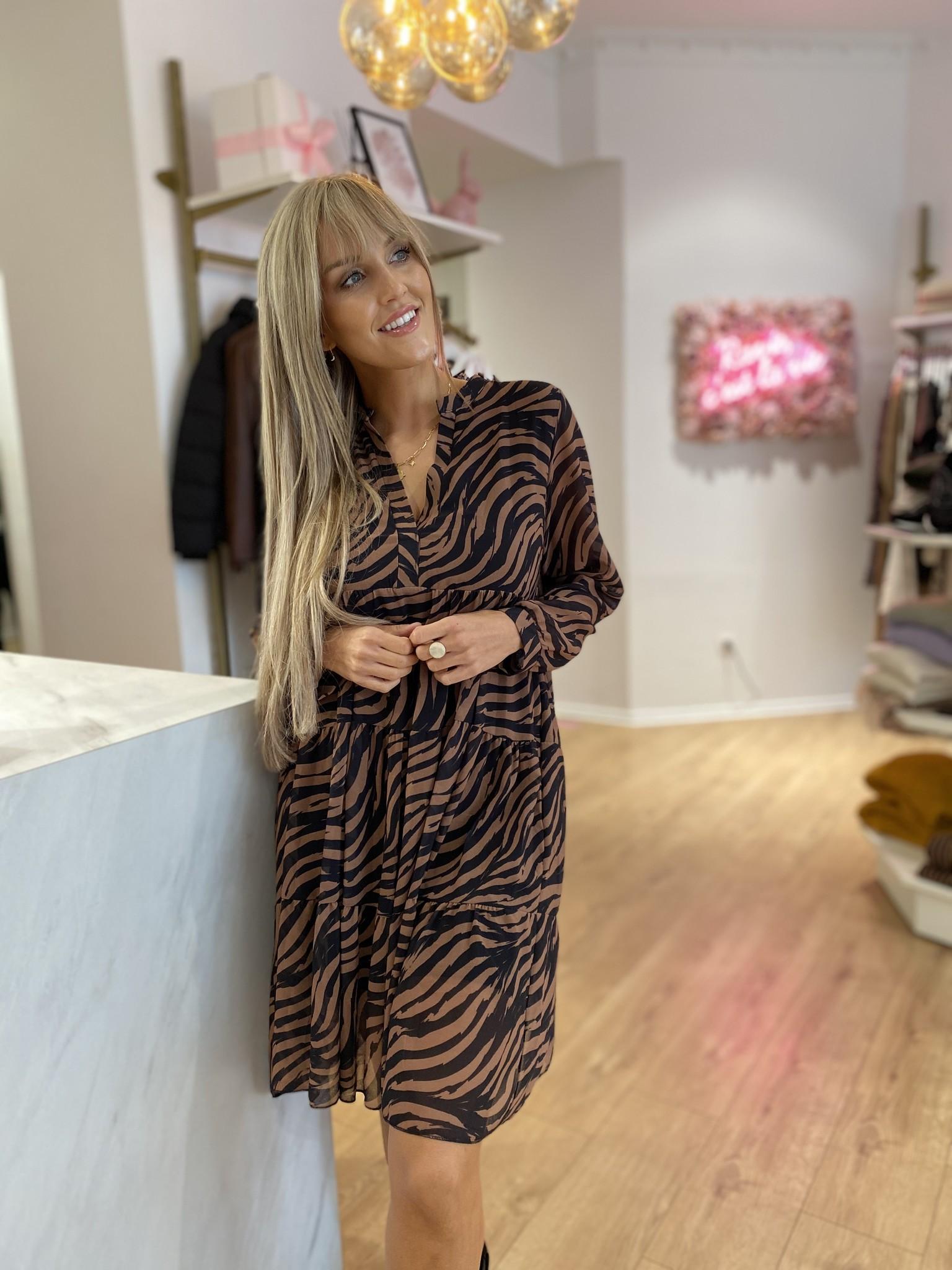 TS Marty Dress Zebra