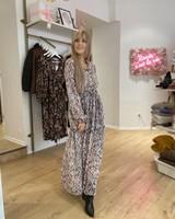 ML Valentine Romantic Long Dress