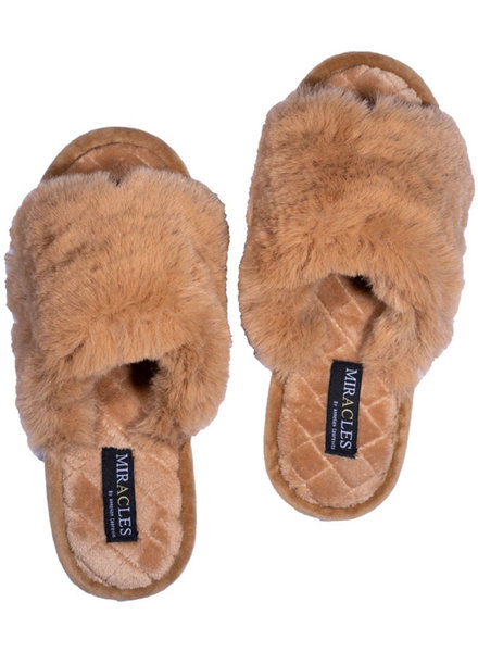 AC Fluffy Slippers Camille