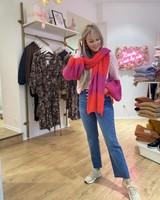 SE Julie Knit Pink/Purple/Red