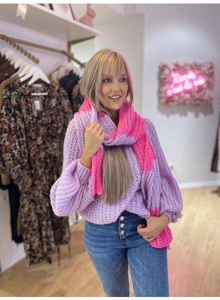SE Julie Lila Knit