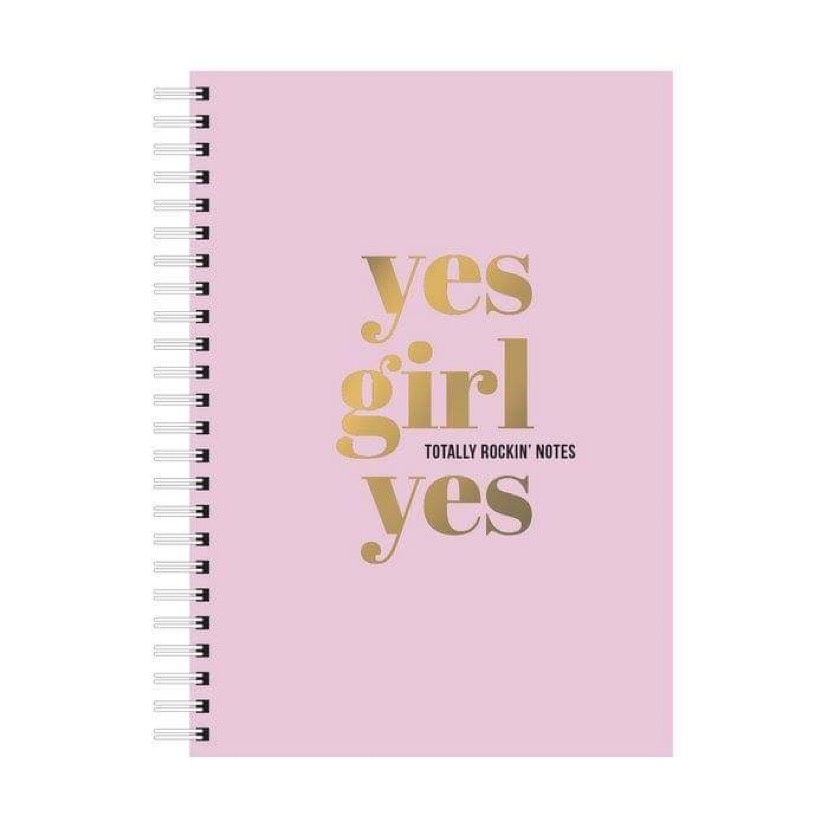 OD A5 Notebook Yes Girl Yes