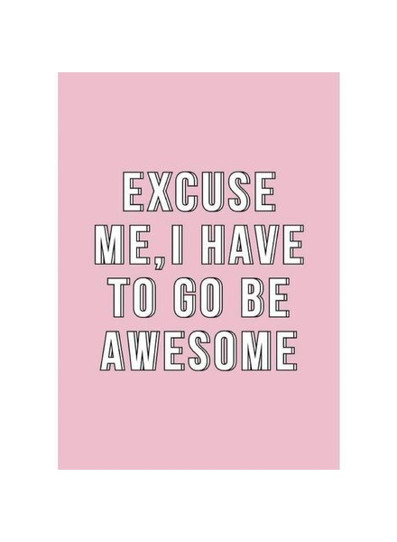 OD Kaart Go be awesome