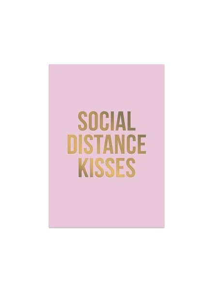 OD Kaart Social Distance Kisses