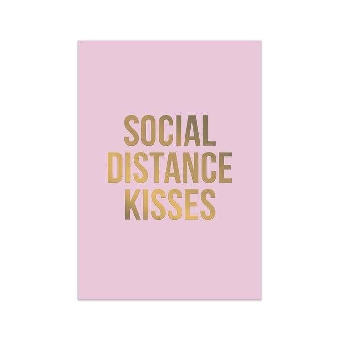 OD Kaart Social Distance Kisses