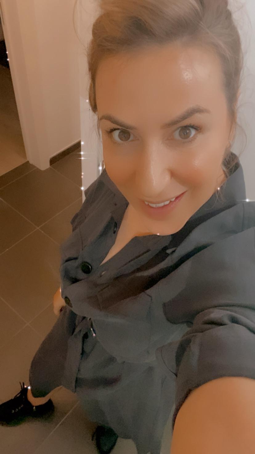 CL Ella Dress Grey
