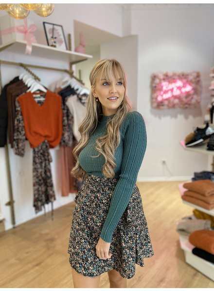 LM Sweater Daphne Green