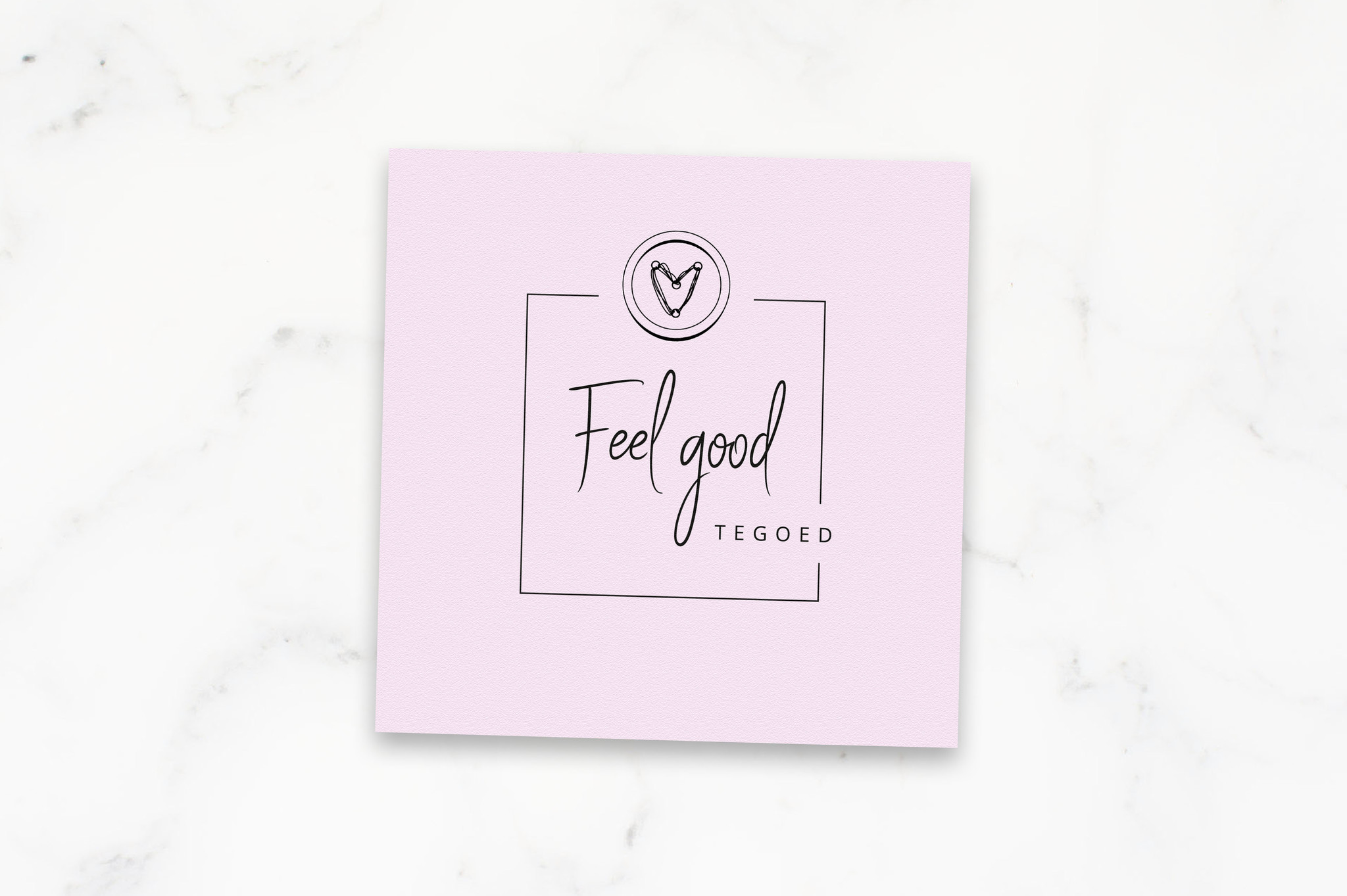 Feel Good Tegoed 'in je mailbox' 45 euro