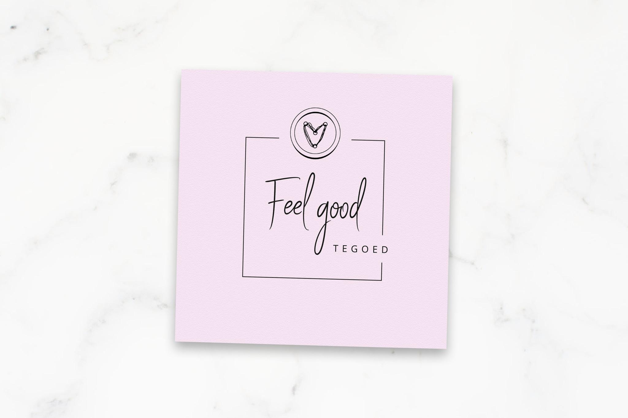 Feel Good Tegoed 'n je mailbox' 35 euro