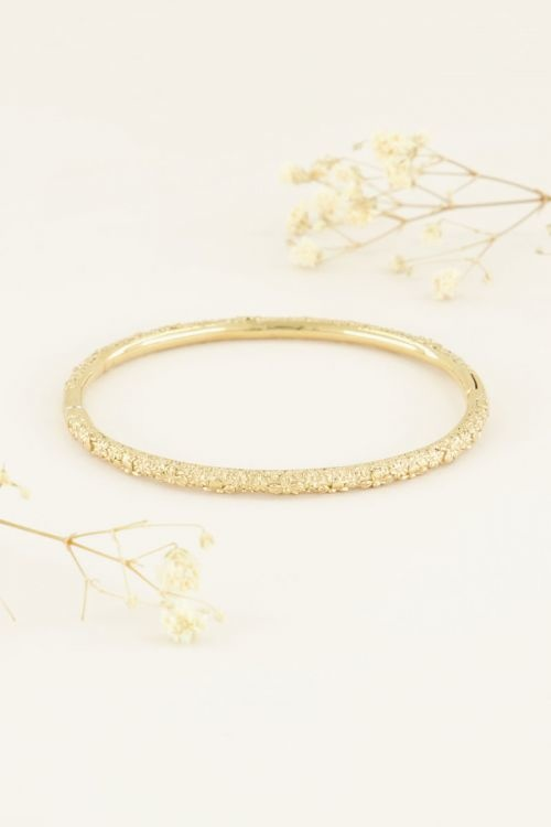 MJ Bangle bloemetjes