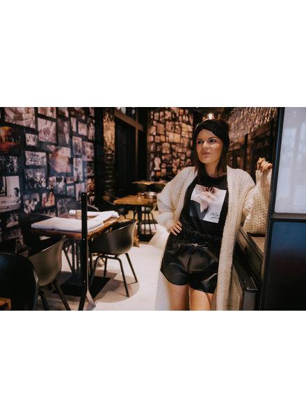 Esqualo T-Shirt Good Vibe Black