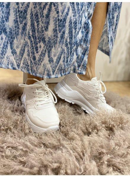 PF Trendy Sneaker White