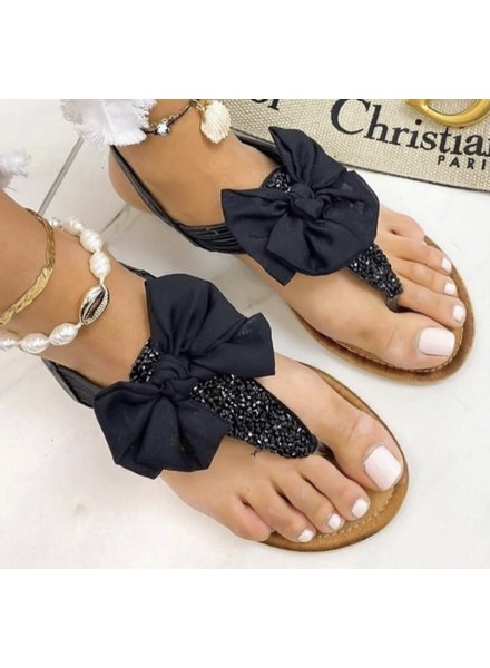PF Cute Sandals Bow