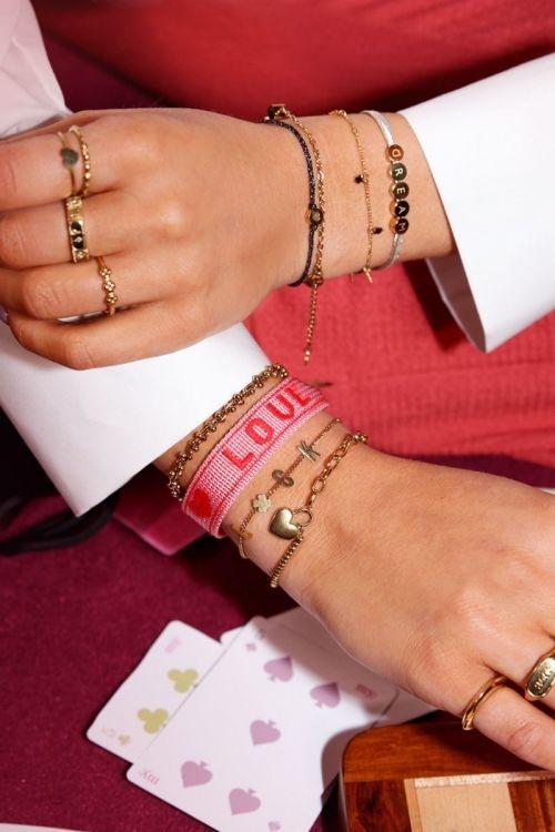 MJ Armband Love