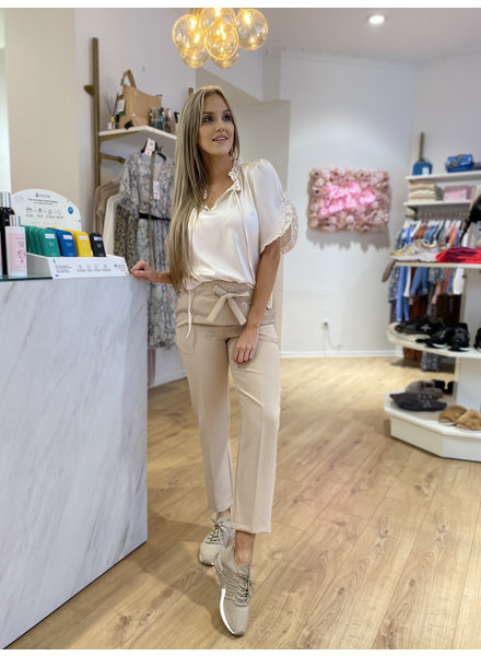 RS Classy Trousers Beige